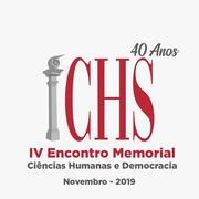 Logo IV Encontro Memorial do ICHS